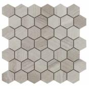 Hexagon Light Grey